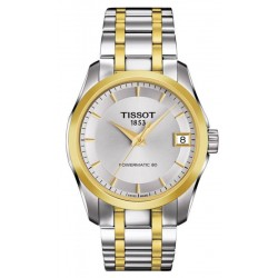 Orologio Tissot Donna T-Classic Couturier Powermatic 80 T0352072203100