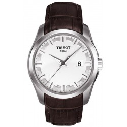 Orologio Tissot Uomo T-Classic Couturier Quartz T0354101603100