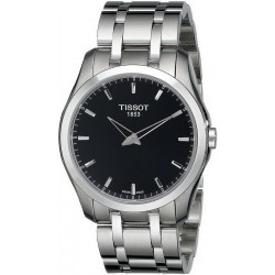 Orologio Tissot Uomo T-Classic Couturier Secret Date T0354461105100