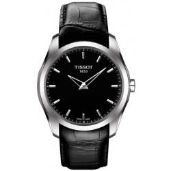 Orologio Tissot Uomo T-Classic Couturier Secret Date T0354461605100