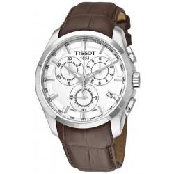 Orologio Tissot Uomo T-Classic Couturier Chronograph T0356171603100