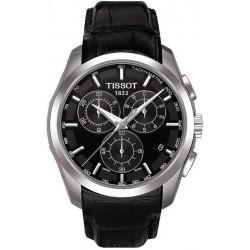 Orologio Tissot Uomo T-Classic Couturier Chronograph T0356171605100
