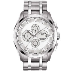 Orologio Tissot Uomo Couturier Automatic Chronograph T0356271103100