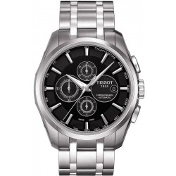Orologio Tissot Uomo Couturier Automatic Chronograph T0356271105100