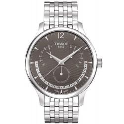 Orologio Tissot Uomo Tradition Perpetual Calendar T0636371106700