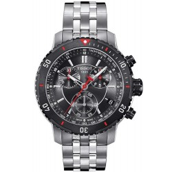 Orologio Tissot Uomo T-Sport PRS 200 T0674172105100 Cronografo