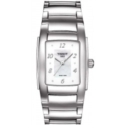 Orologio Tissot Donna T-Lady T10 T0733101111600 Diamanti Madreperla