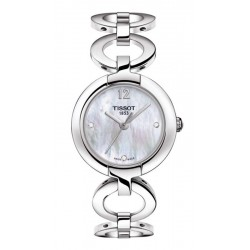 Acquistare Orologio Tissot Donna Pinky T0842101111601 Diamanti Madreperla