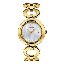 Orologio Tissot Donna T-Lady Pinky T0842103311700 Madreperla