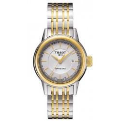 Acquistare Orologio Tissot Donna T-Classic Carson Automatic T0852072201100