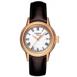 Acquistare Orologio Tissot Donna T-Classic Carson Quartz T0852103601300