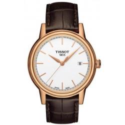 Orologio Tissot Uomo T-Classic Carson Quartz T0854103601100