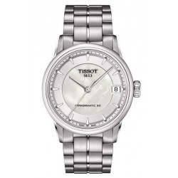 Acquistare Orologio Tissot Donna Luxury Powermatic 80 T0862071111100 Madreperla