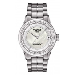 Acquistare Orologio Tissot Donna Luxury Powermatic 80 COSC T0862081111600 Diamanti