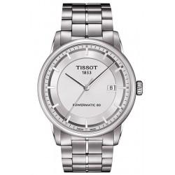 Orologio Tissot Uomo T-Classic Luxury Powermatic 80 T0864071103100