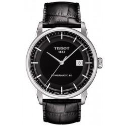 Orologio Tissot Uomo T-Classic Luxury Powermatic 80 T0864071605100