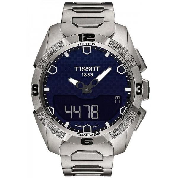 Acquistare Orologio Tissot Uomo T-Touch Expert Solar Titanium T0914204404100