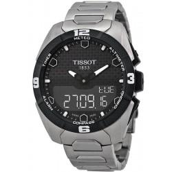 Orologio Tissot Uomo T-Touch Expert Solar Titanium T0914204405100