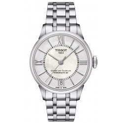 Acquistare Orologio Tissot Donna Chemin Des Tourelles Powermatic 80 T0992071111800