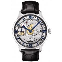 Acquistare Orologio Tissot Uomo Chemin des Tourelles Squelette Mechanical T0994051641800