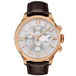Acquistare Orologio Tissot Uomo Chemin Des Tourelles Automatic Chronograph T0994273603800