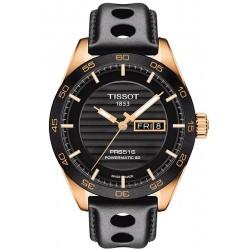 Orologio Tissot Uomo T-Sport PRS 516 Powermatic 80 T1004303605100