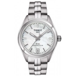 Acquistare Orologio Tissot Donna PR 100 Powermatic 80 T1012071111600 Diamanti