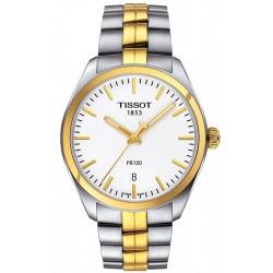 Orologio Tissot Uomo T-Classic PR 100 Quartz T1014102203100