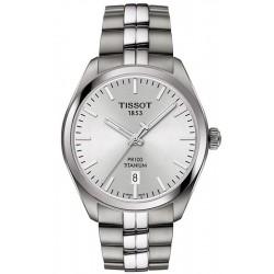 Orologio Tissot Uomo T-Classic PR 100 Titanium Quartz T1014104403100