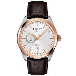 Orologio Tissot Uomo T-Classic PR 100 Dual Time T1014522603100