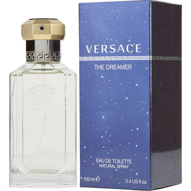 c82b125e5e Profumo Uomo Versace The Dreamer Eau de Toilette EDT 100 ml